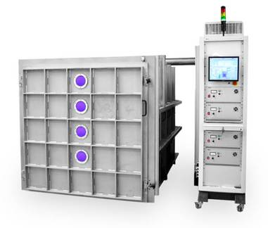 Production plasma system - Diener electronic Tetra 8000 - Plasmacleaner, Plasmaactivator, Plasmaasher, Plasmacoater