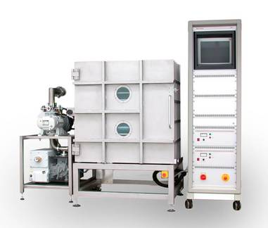 Production plasma system - Diener electronic Tetra 600 - Plasmacleaner, Plasmaactivator, Plasmaasher, Plasmacoater