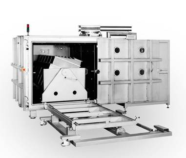 Production plasma system - Diener electronic Tetra 5600 - Plasmacleaner, Plasmaactivator, Plasmaasher, Plasmacoater