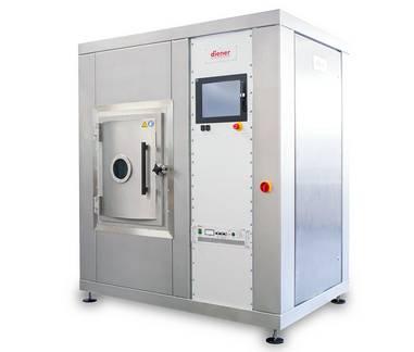 Production plasma system - Diener electronic Tetra 185 pcb - Plasmacleaner, Plasmaactivator, Plasmaasher, Plasmacoater