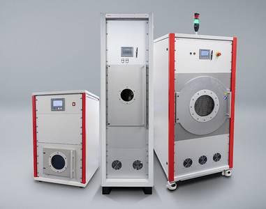 Vakuumkammer mit Pumpe - Vakuumsystem