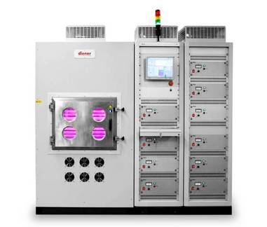 Production plasma system - Diener electronic Tetra 260 - Plasmacleaner, Plasmaactivator, Plasmaasher, Plasmacoater