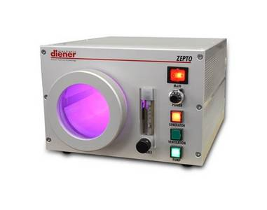 Plasma cleaner Zepto Model 1 base unit type A incl. manual control