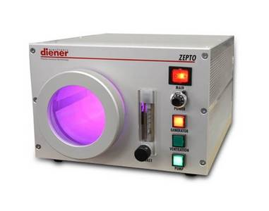 Plasma cleaner Zepto Model 7 base unit type A incl. manual control