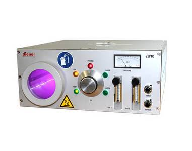 Plasma cleaner Zepto Model 3 base unit type B incl. rotary switch control