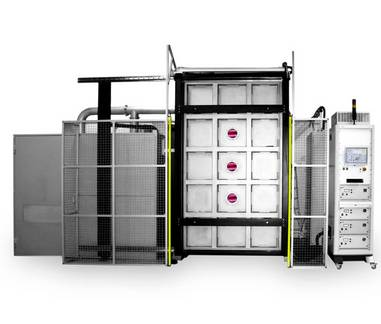 Production plasma system - Diener electronic Tetra 4400 - Plasmacleaner, Plasmaactivator, Plasmaasher, Plasmacoater