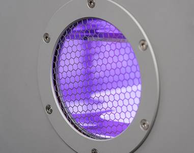 Niederdruck Plasmaanlage