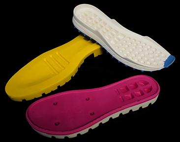 Semelles de chaussures