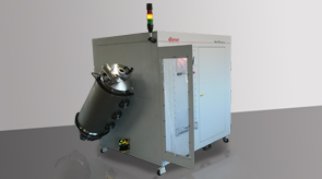 Tetra 150 rotary drum/ plasma powder system/plasma powder/ rotary drum