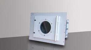 vakuum-kammer-aluminium-Modell_3_FrontModell 3 Front, Aluminiumkammer, Vakuumkammer aus Aluminium, Flexibles Kammersystem