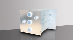 camera-da-vuoto-in-alluminio-modello-3-lato-posteriore, camera in alluminio, camera da vuoto in alluminio, sistema a camera flessibile