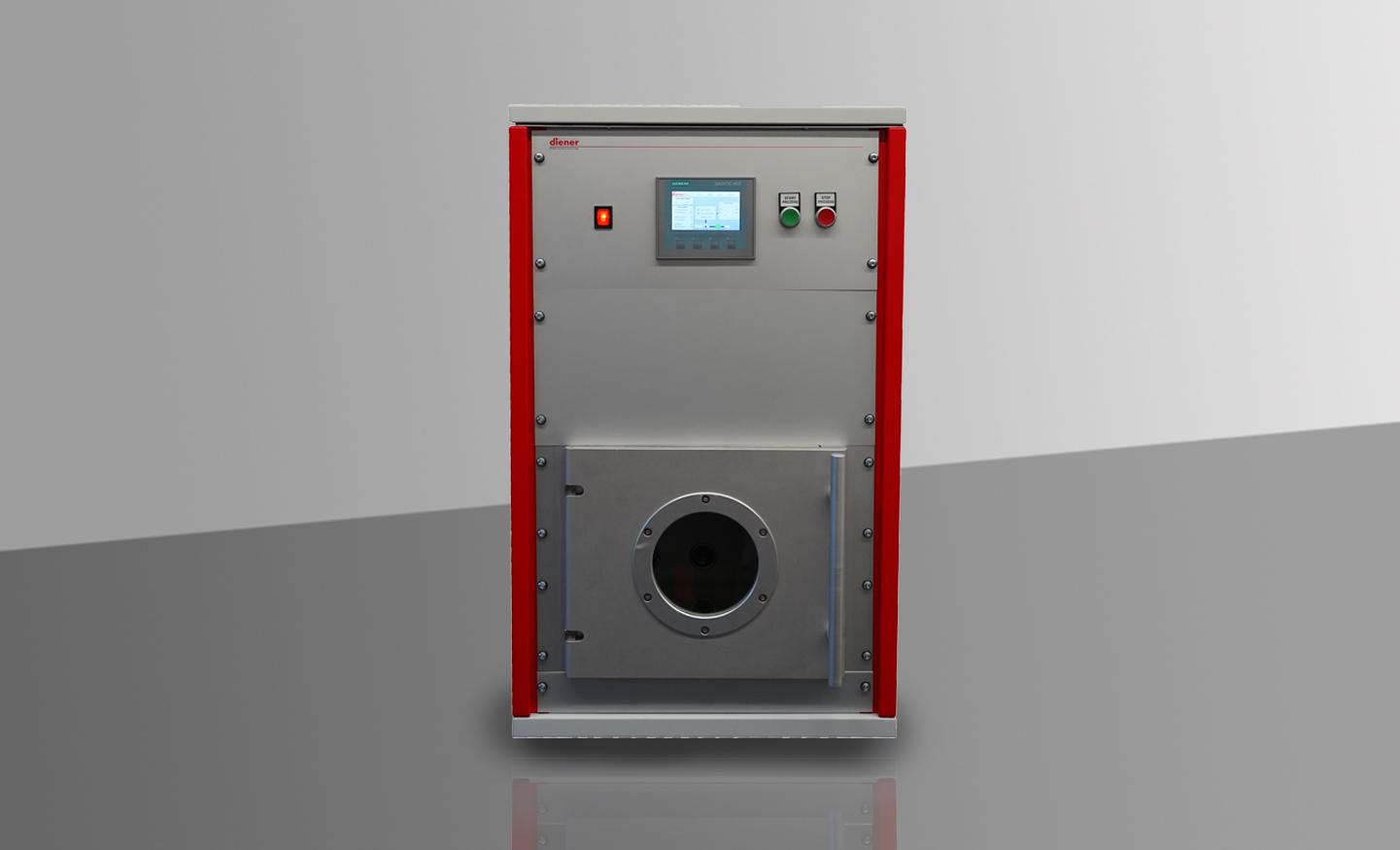 Sistema de Sick/sistema de vacío/vacío/sistema/sistema de vacío con PLC de Sick AG