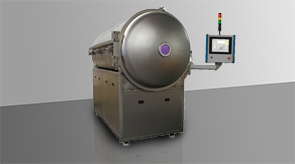 Tetra 2800-LF-PC, special system, low-pressure plasma system