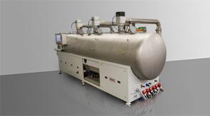 Tetra 3600, impianto speciale, Plasmacleaner