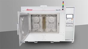 Tetra 375 rodillo a rodillo, sistema de plasma de baja presión, limpiador de plasma, sistema especial