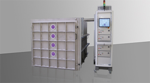 Tetra 8000-LF-PC, low-pressure plasma system, PlasmaCleaner, special system
