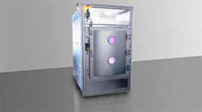 Tetra 810 LF-PC, Plasmacleaner, специальная установка