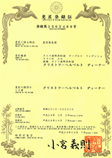 Patent für Vakuumgenerator