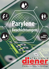 Parylene coatings