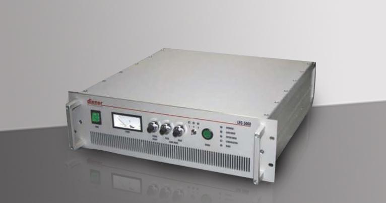 PLasmagenerator, Generator, LFG