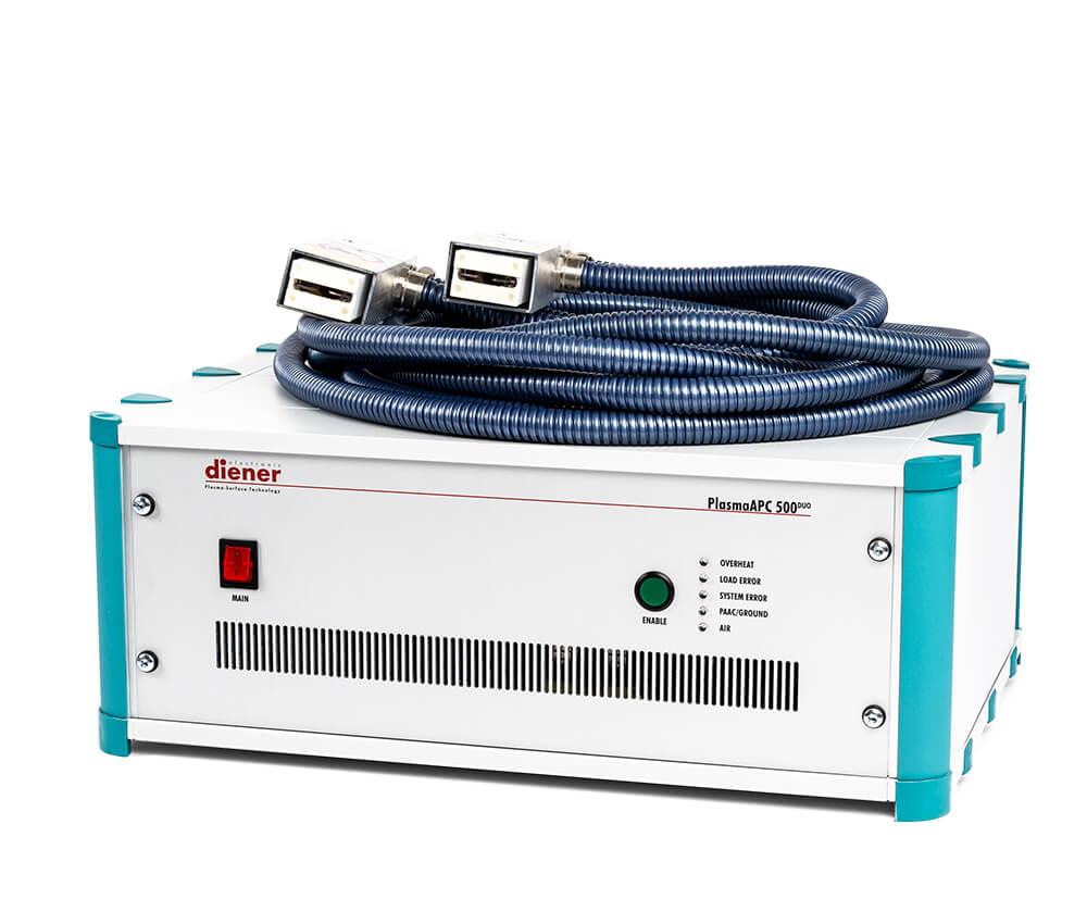 plasma system - Plasma APC 500 duo
