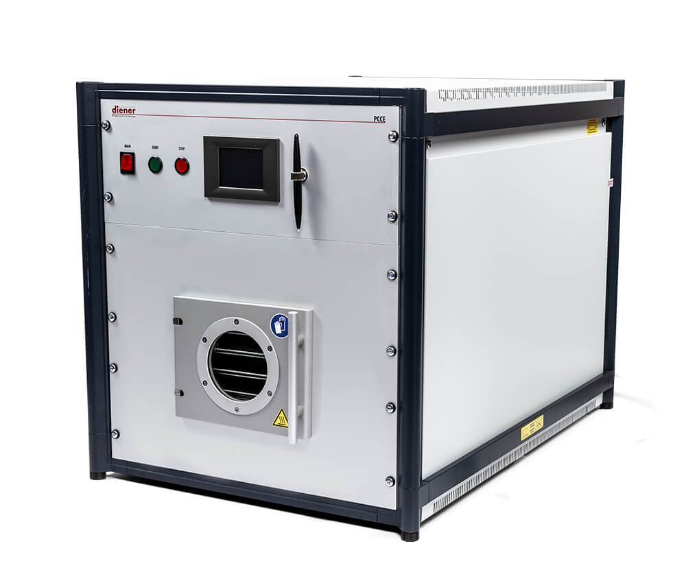 Plasmasystem, plasmacleaner for laboratory and production, Pico