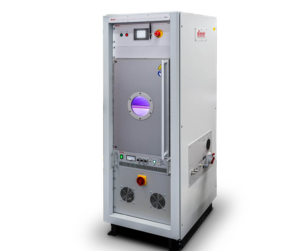 Plasmasystem, cleaning, activating, coating etching with plasma, Tetra 150