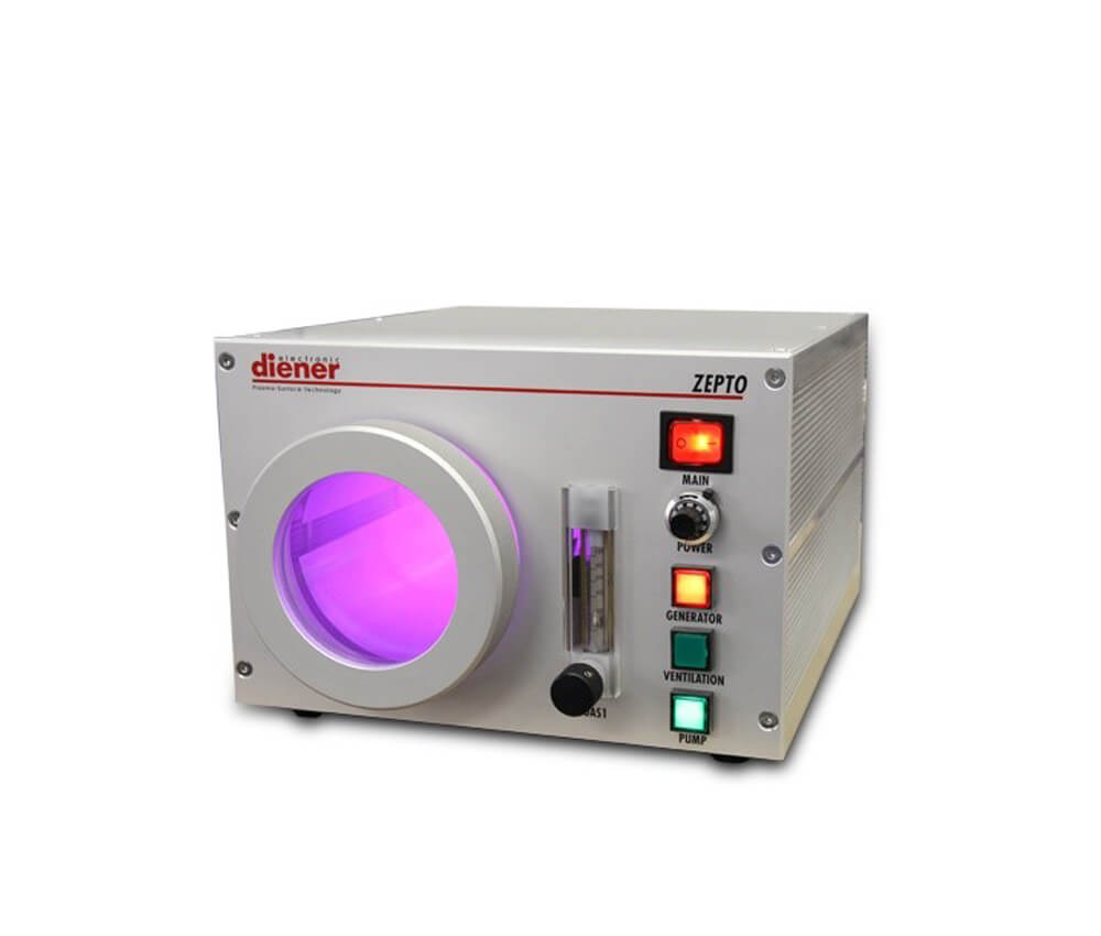 Plasma cleaner zepto one
