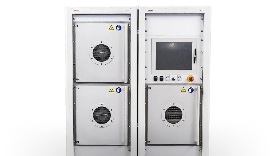 Vakuumsystem zur Lagerung
