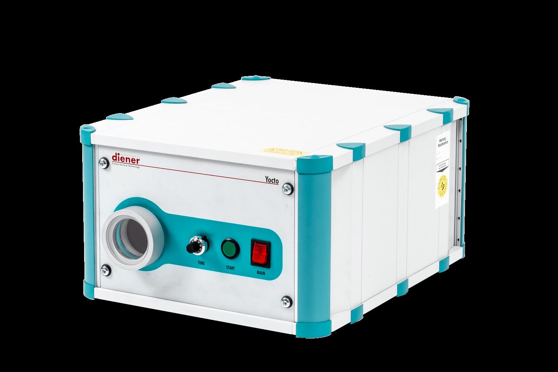 Niederdruck-Plasmaanlage - plasmacleaner, plasmareiniger